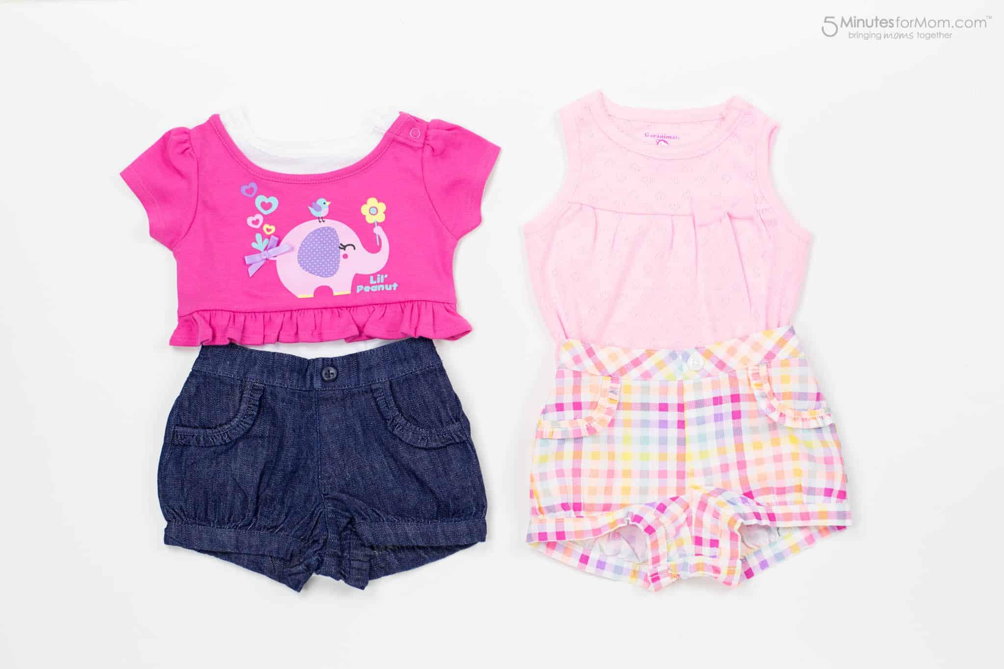 Garanimals Mix and Match Infants Clothes