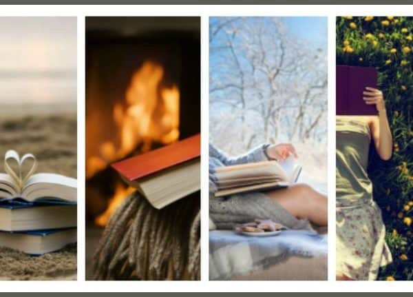 Seasons' Readings: Do You Have a Favorite Time or Place to Read?