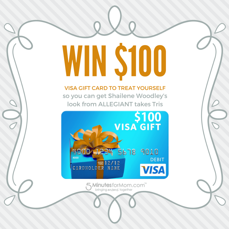 Win 100 Visa Gift Card - Treat Yourself
