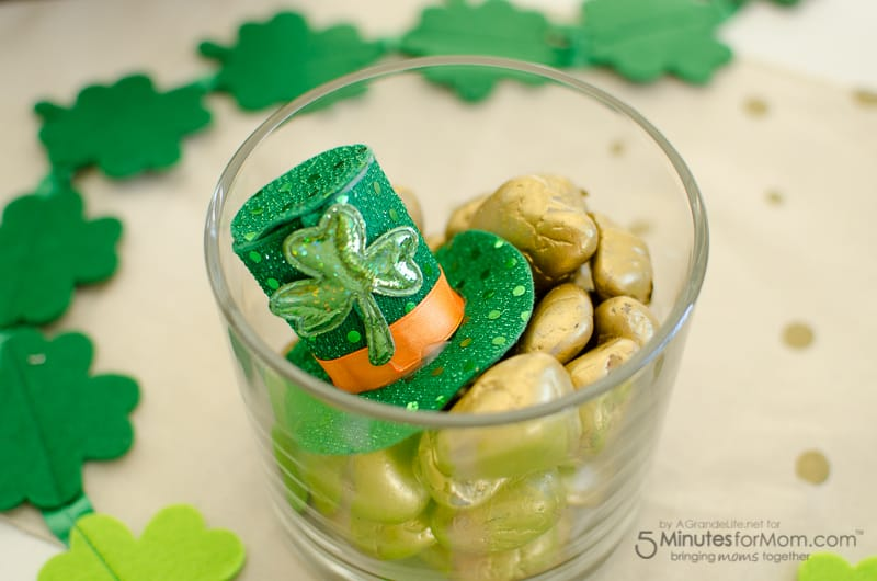 Easy st patrick 39 s day decor for St patricks day decorations for the home