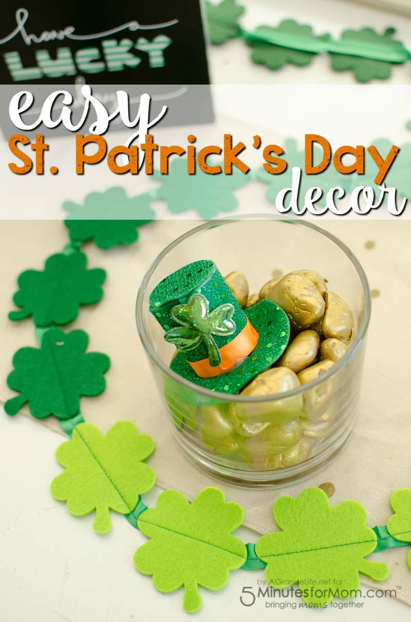 easy st patricks day decor-8
