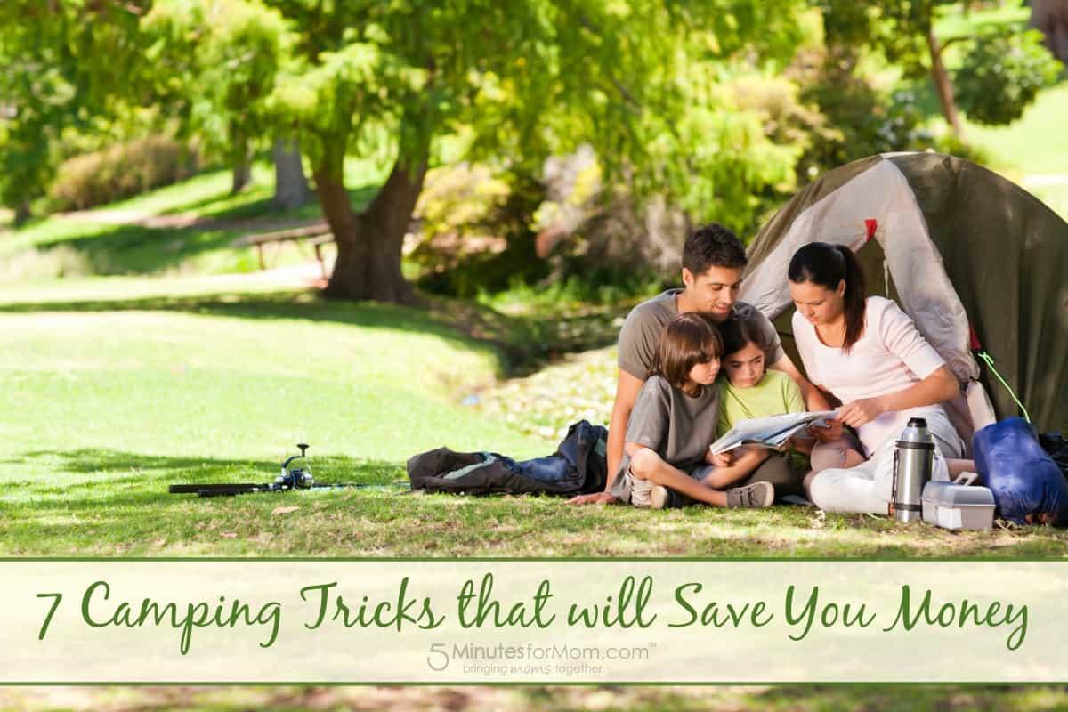 Camping Tricks to Save Money