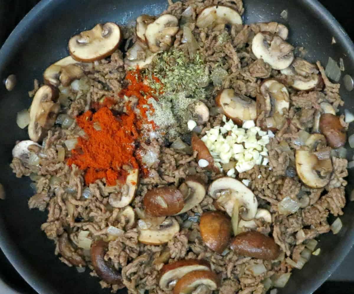 Creamy Paprika Beef Goulash
