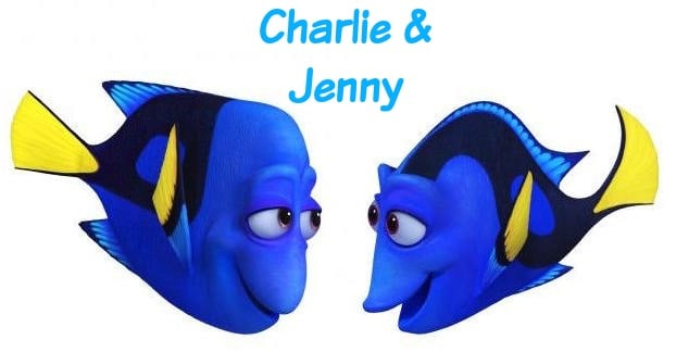 Finding Dory_Characters_Charlie_Jenny