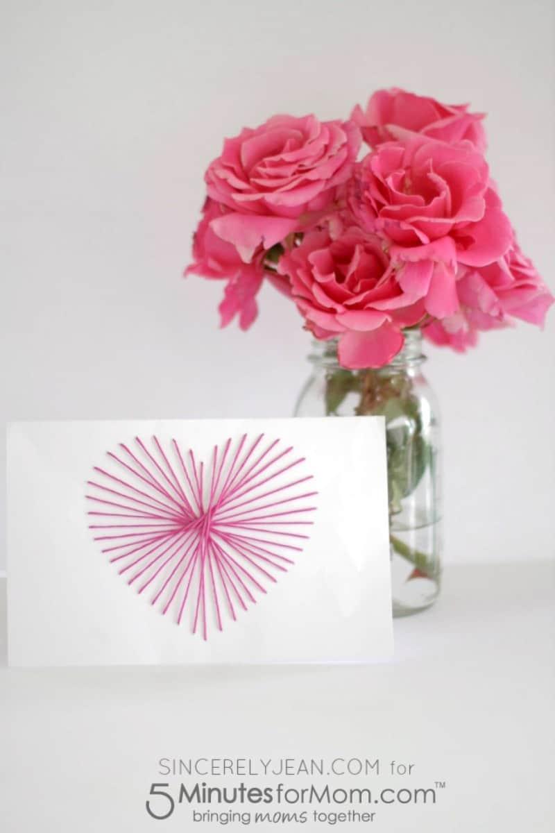 Homemade-String-Art-Card