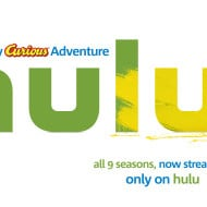 Watch Curious George Exclusively on Hulu #Giveaway #CuriousGeorgeonHulu