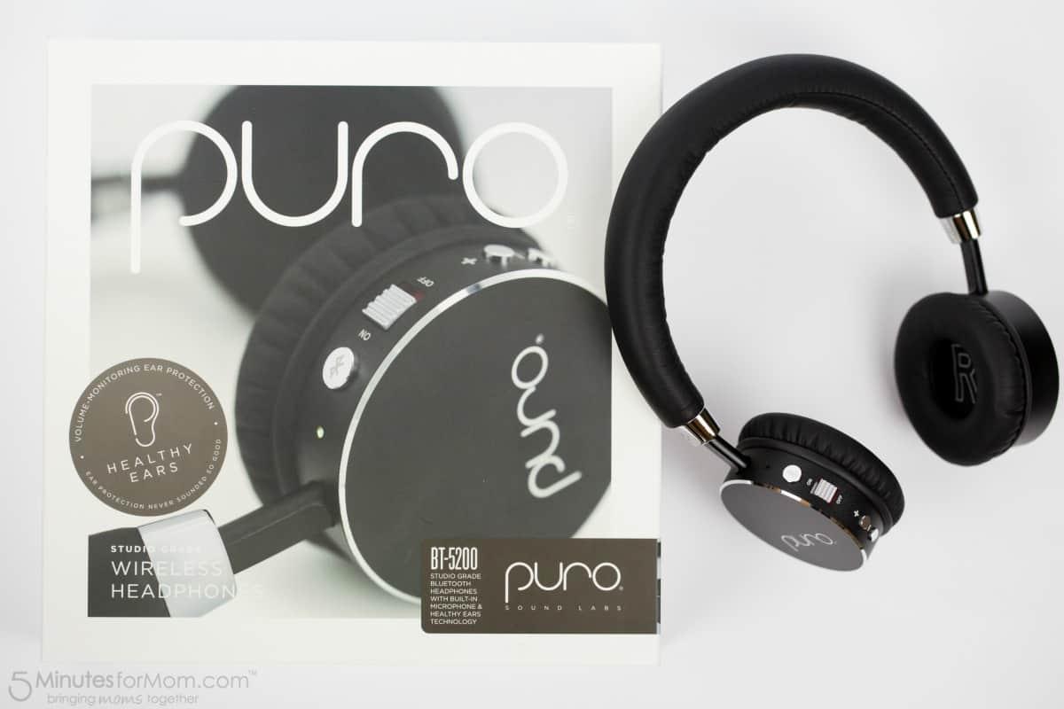 Puro Sound Studio Grade Adult Wireless Headphones