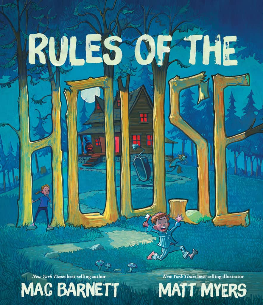 Better follow those rules! Watch as brother and sister join forces in Rules of the House!