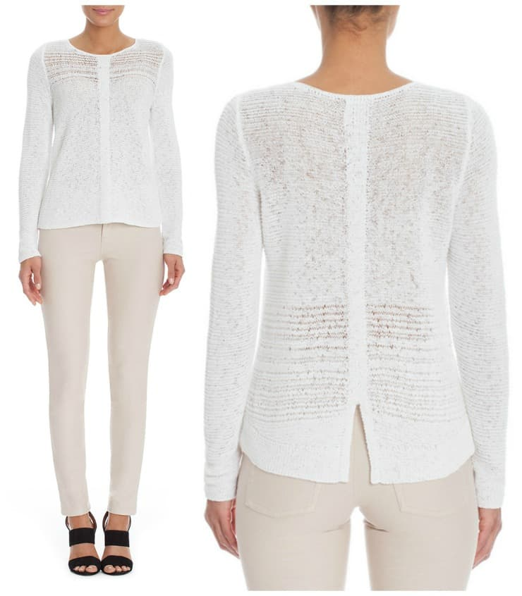 Sheer Illusion Top - Spring Style