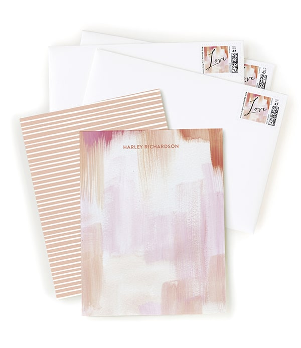 Minted Stationary Set