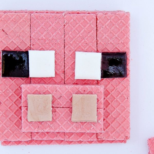 Minecraft Pig Treats – Perfect for a Minecraft Birthday Party