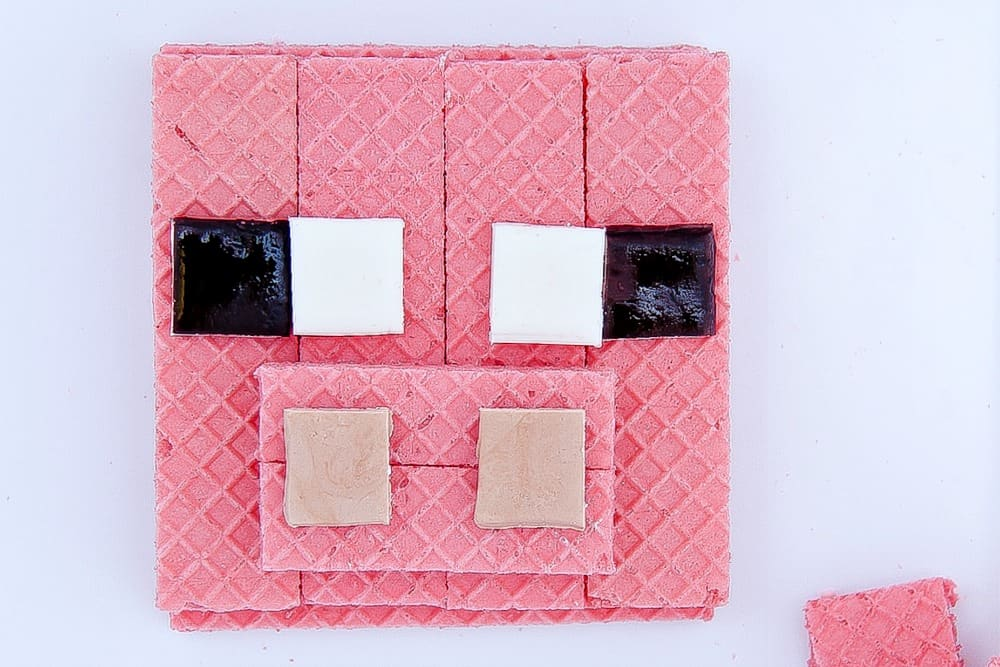 Minecraft Pig Treats