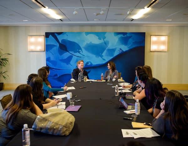 """Finding Dory"" Filmmaker Interview – #FindingDoryEvent"