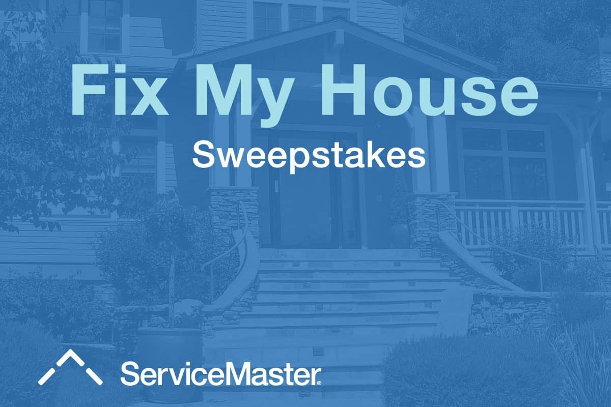 Fix My House Sweepstakes