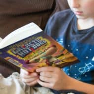 Motivate Reluctant Readers with the New Galactic Hot Dogs Book