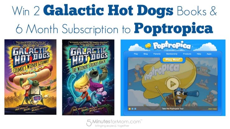 Galactic Hot Dogs Prize Pack