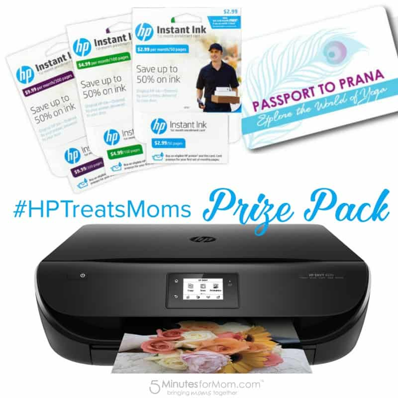 HP Treats Moms Prize Pack