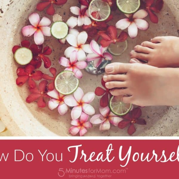 How Do You Treat Yourself? Try These Ideas… #HPTreatsMoms