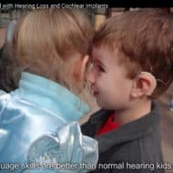 How Cochlear Implants Changed This 4 Year Old Boy's Life #IWantYouToHear