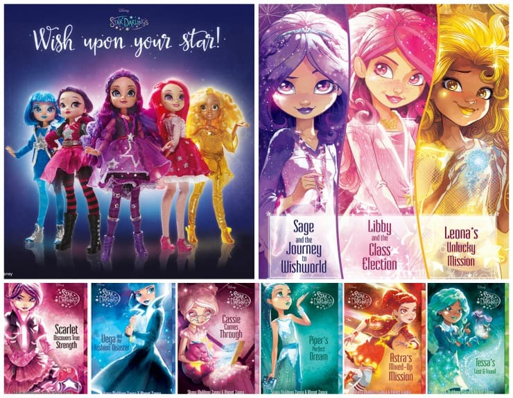 Star Darlings Prize Pack