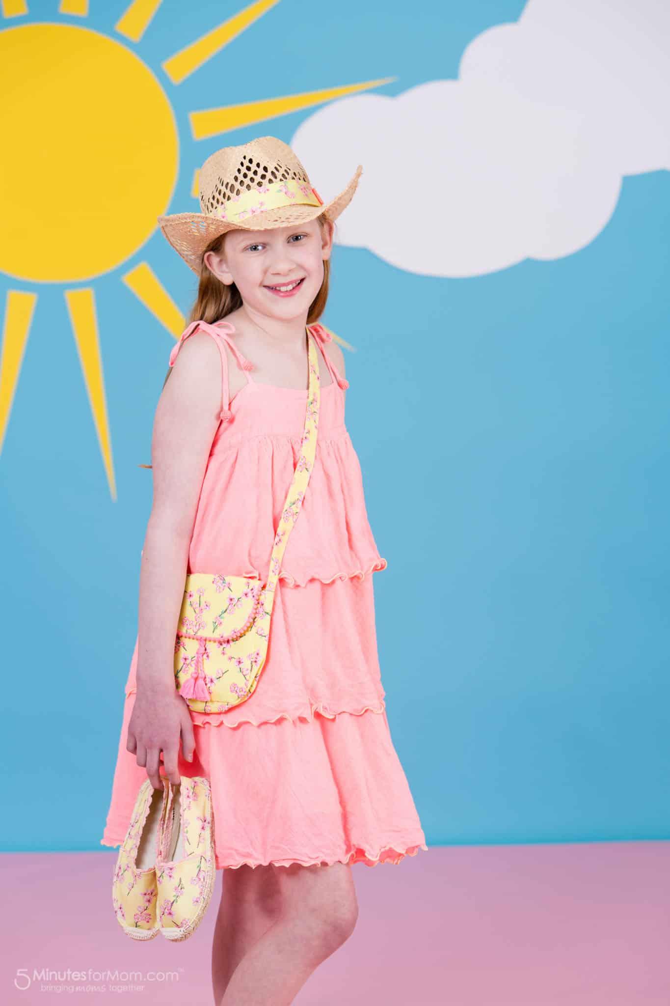 Sunuva Girls Blossom Bag