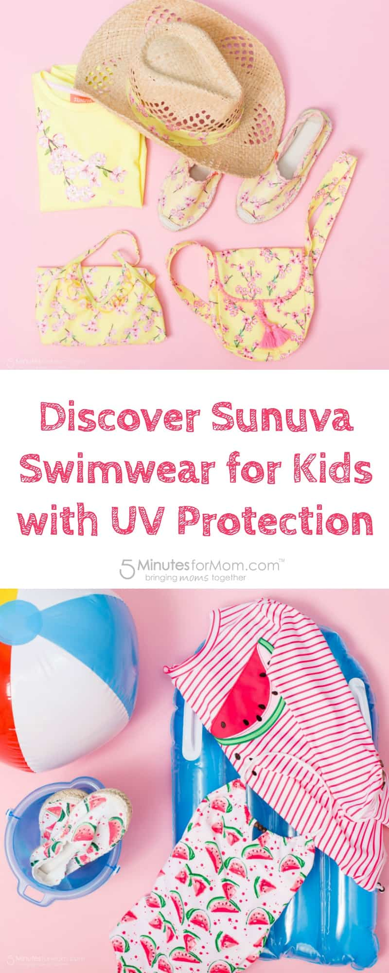 Sunuva Swimwear for Kids with UV Protection