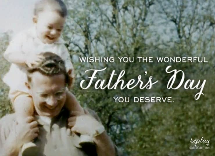 The perfect last minute fathers day gift fathers day ecard american greetings m4hsunfo