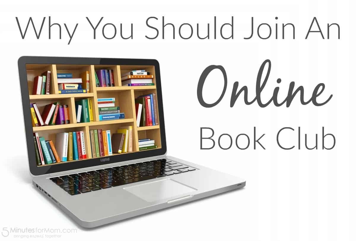 Join an Online Book Club