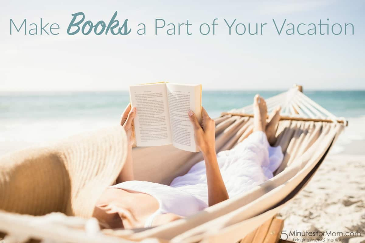 Make Books a part of Your Vacation