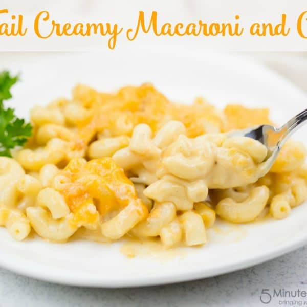 No-Fail Creamy Macaroni and Cheese Recipe