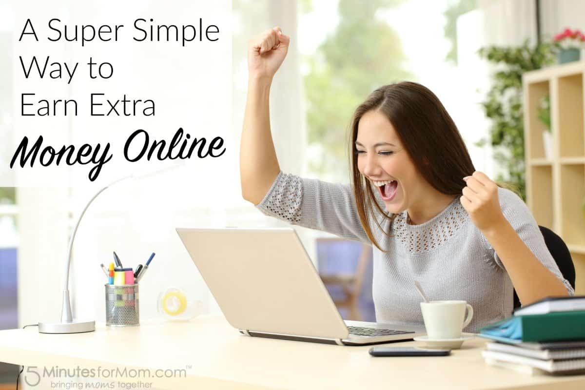 earn extra money online uk