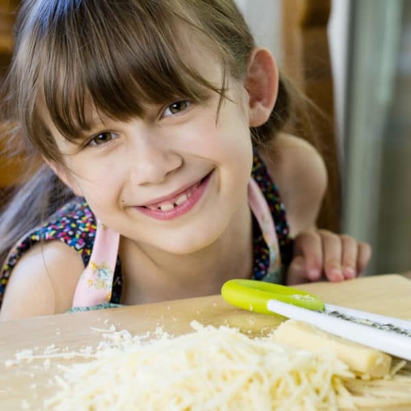 Wordless Wednesday – Kids Love Cooking