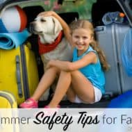 10 Summer Safety Tips for Families