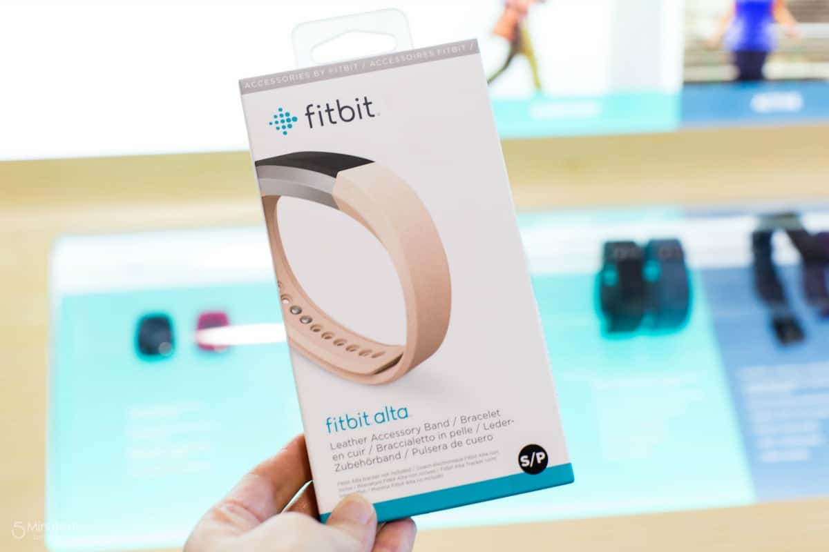 Tech Gift Idea - Fitbit