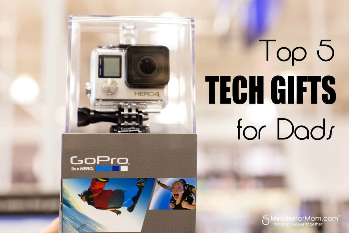 Top 5 tech gifts for dad on father 39 s day for Best new tech gifts