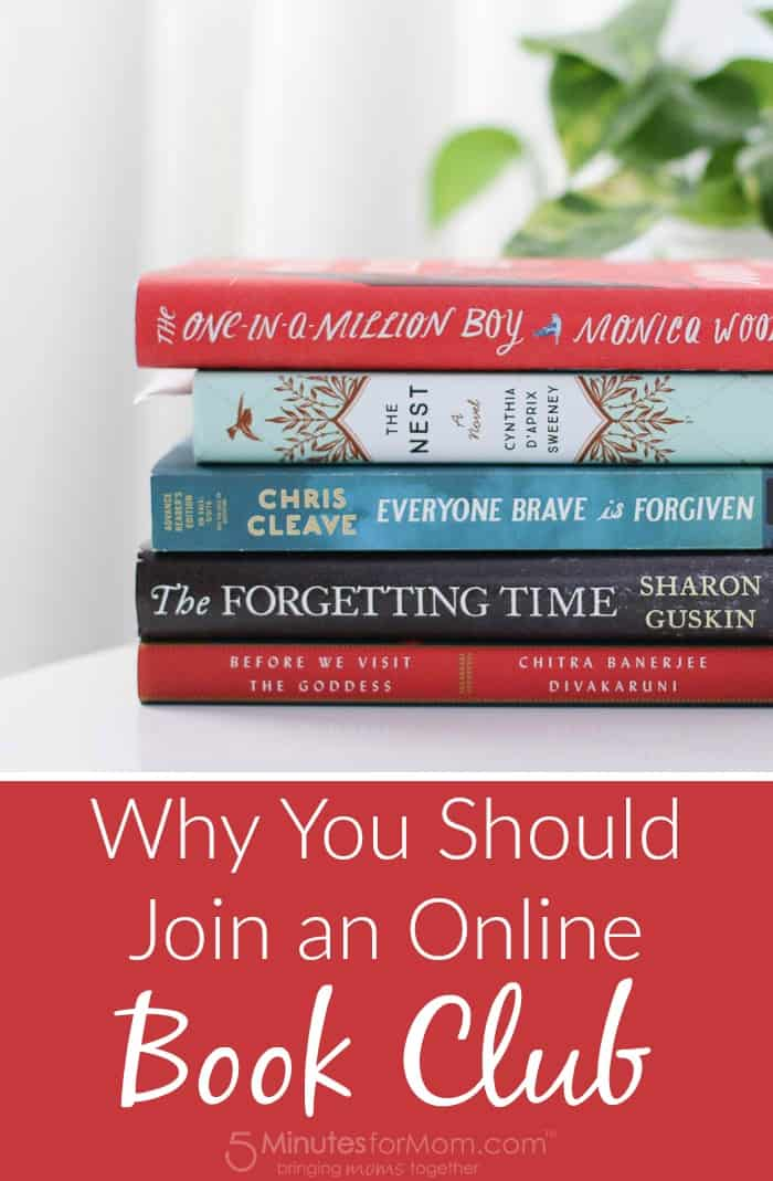 Why you should join an online book club