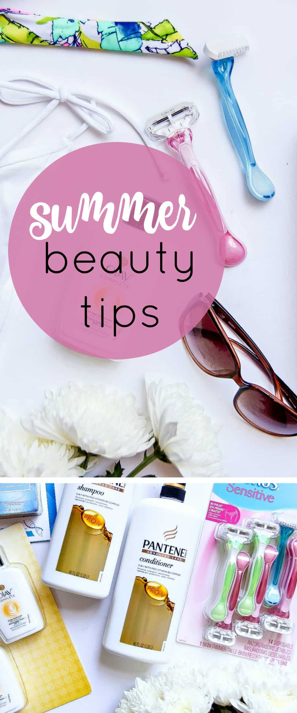 Summer beauty tips and must have essential items to protect your hair and skin this summer