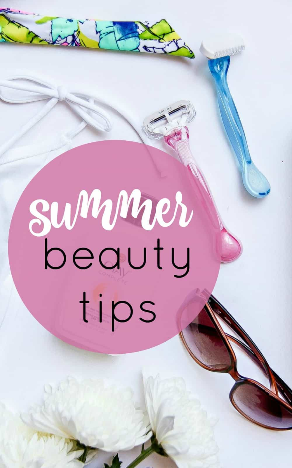 Summer beauty tips and must-have items to protect your hair and skin