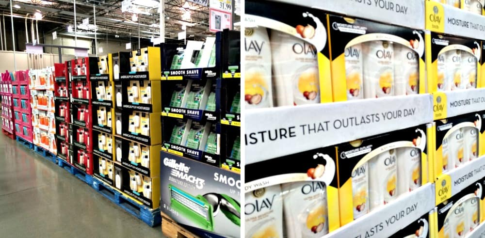 summer essentials for women at Costco