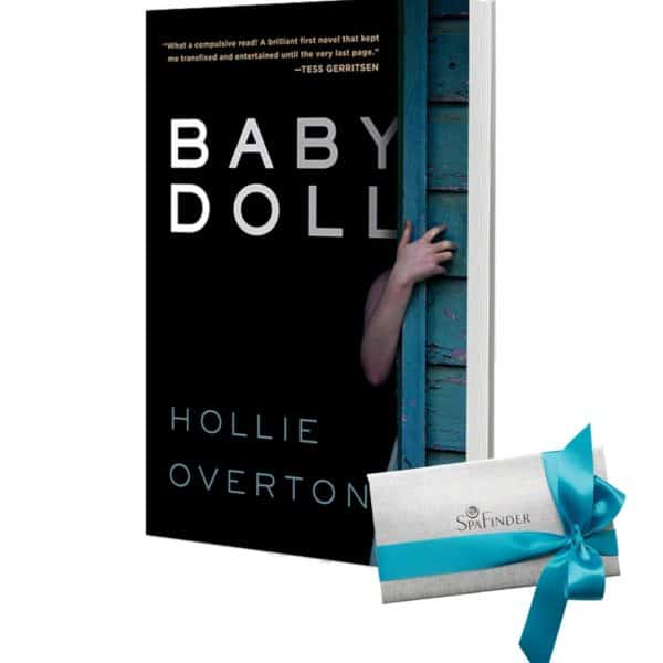 Take a Spectacular Spa Day for Yourself #Giveaway #BabyDollBook