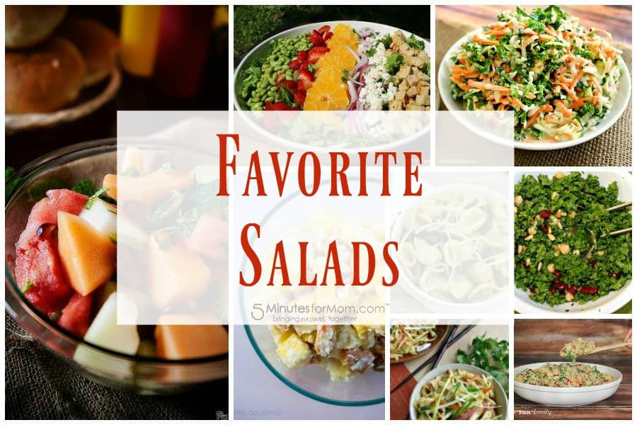 Delicious Dishes - Favorite Salads