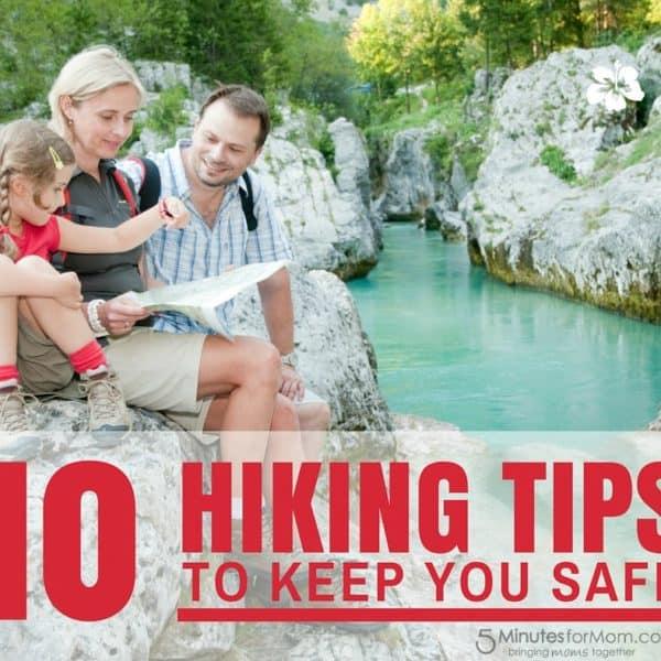 10 Hiking Tips to Keep You Safe