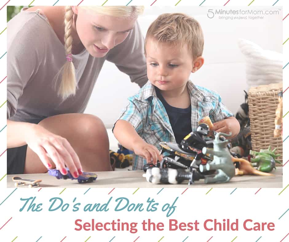 How to Select the Best Child Care