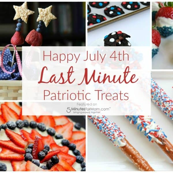Happy July 4th – Enjoy a Last Minute Treat