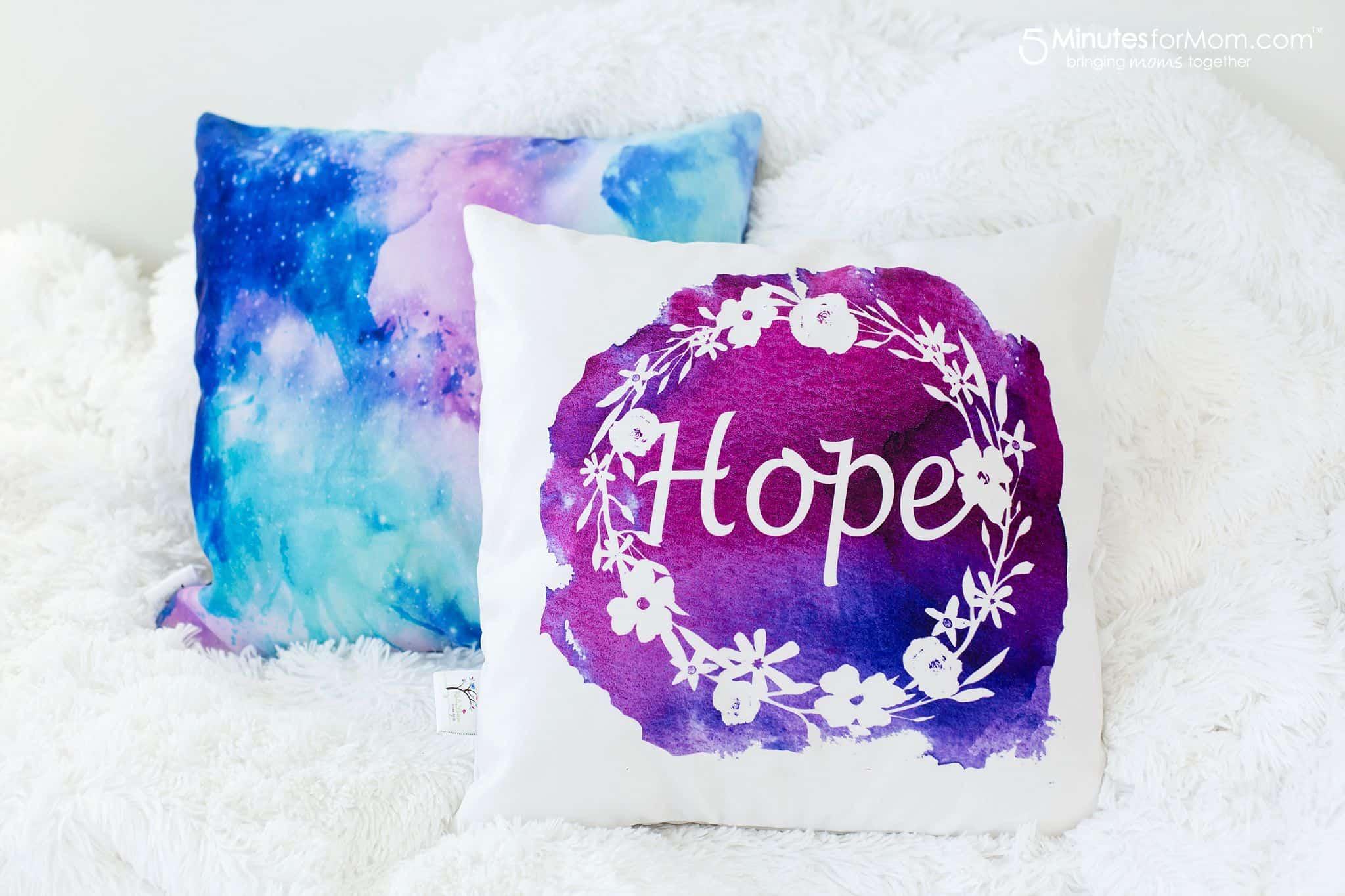 Kali Laine Throw Pillows
