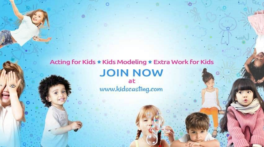 KidsCasting.com is a resource for acting and modeling for kids