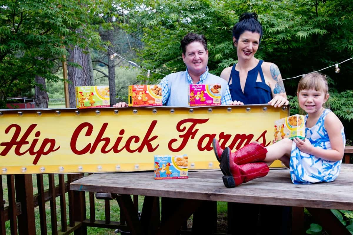 The Hip Chick Family