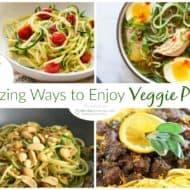 27 Amazing Ways to Enjoy Veggie Pasta