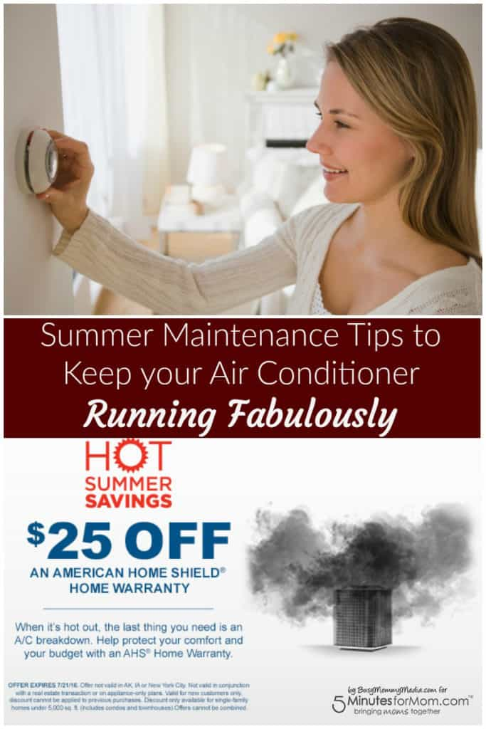 Summer Maintenance Tips to Keep your Air Conditioner Running Fabulously