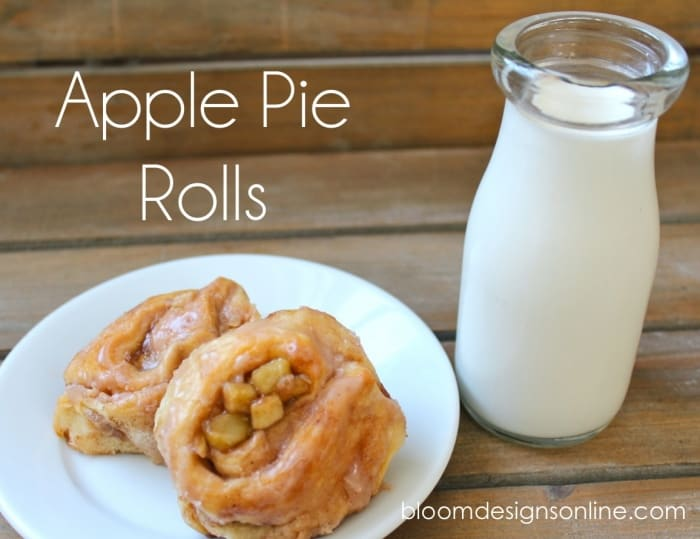 Apple Pie Rolls